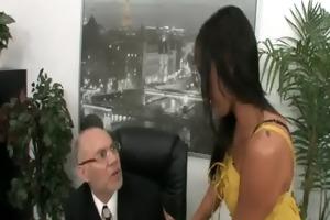 juvenile slutty secretary bonks old boss