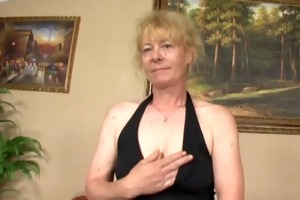curly old grandma loves sex