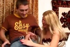 mature mommy and young guy e331