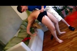blond contortionist craves sex