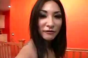 18 year old asian hotty screwed pov