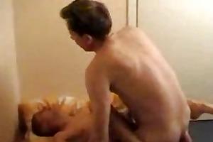 mature homo hunk and young guy fucking bareback