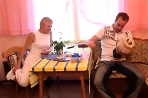 mature milada receives drilled by czech mammas