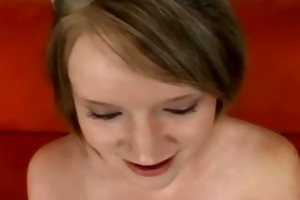 18 year old faith daniels receive casted for scene