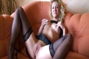 german amateur granny masturbates aged aged porn