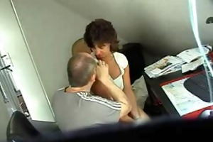 wooow. mom and dad having fun. hidden webcam