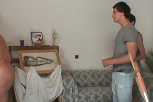 juvenile painters bang s garb granny