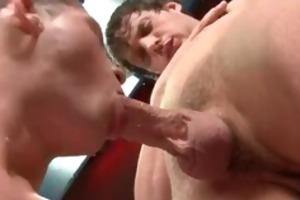 hunky andrew fucking and engulfing ramrod part5
