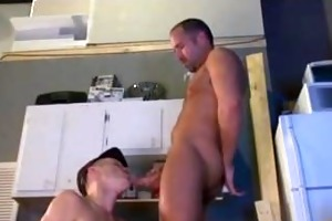 daddy receives screwed by twink
