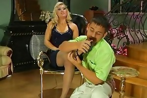 sex with young angels feet