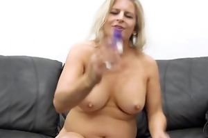 mamma creampie for a washer & dryer
