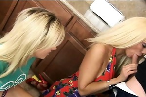 breasty milf teaches a youthful teen how to love