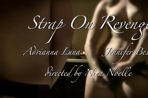 lesbos love strap-ons 2: thong on revenge