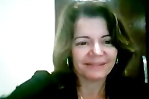 teacher show her body in cam