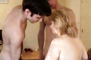 filming his swinger wife with youthful lads