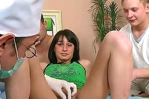 hunk deflowers a young honey