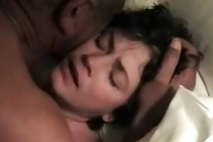old darksome stud takes milf wife