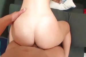 naughty cutie pov blow job and fuck 12