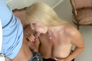 breasty karen fisher riding cock