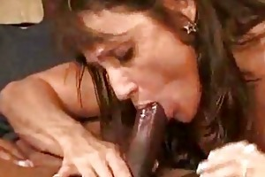 older white woman fucked by youthful dark chap