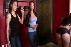 hot non-professional teen copulates in pov video