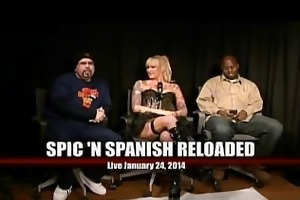 spicn spanish- large als 38th birthday featuring