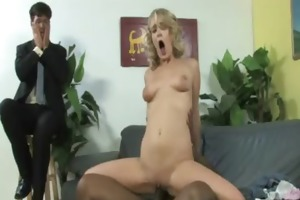 young daughter with nice ass fucked by a dark