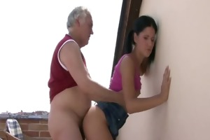 horny father copulates his son&#039 s