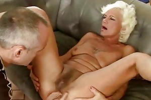 sexy old bitch getting screwed charming hard
