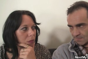 girlfriend fucks his entire parents