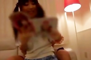 sweet japanese teen schoolgirl