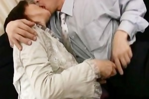 older real asian woman getting part3