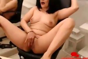 slack pussy mother i cam masturbation