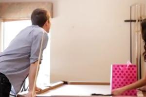 moms teach sex - mama teaches stepdaughter some