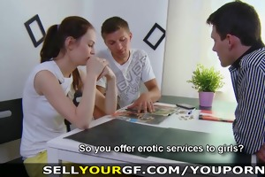 sell your gf - she wants more cash and sex