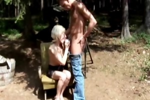 skinny blonde mother i desires young jock