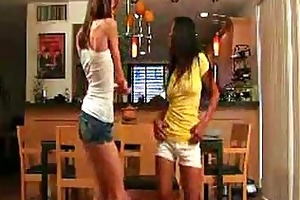 brooke skye and kat juvenile pantie dance