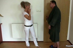 horny mom and dad copulates their sons gf