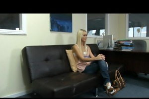 castingcouch-x hawt 20 year old college student