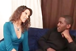hawt sexually excited mom seduces her well hung