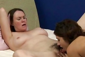 old and young lesbians prefers sweety oral