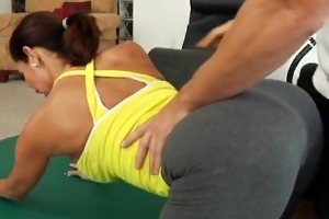 d like to fuck tara holiday is drilled by her gym