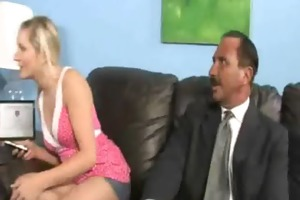 darksome monster cock inside my daughter 16