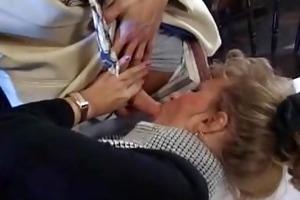mature mamma underware anal