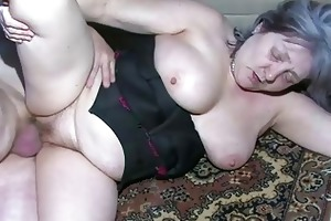 big beautiful woman bulky nurse masturbate with