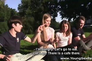 young sex parties - legal age teenagers fuck