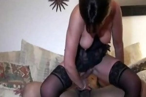 older wife crave bbc in the arse