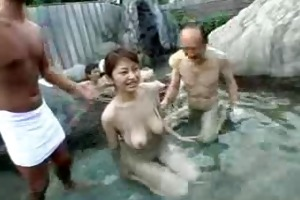 old men + marvelous young angel - japanese hot