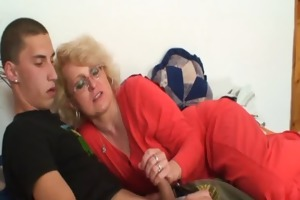 nasty mother-in-law takes him