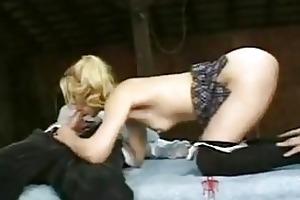 horny youthful olivia saint enjoys her st some